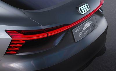 Audis 250+ Mile Range e Tron Sportback Will Begin Production in 2019 (16 pics inside)