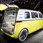 Volkswagens 1963 Microbus Is Getting an All Electric Makeover... And Its Badass
